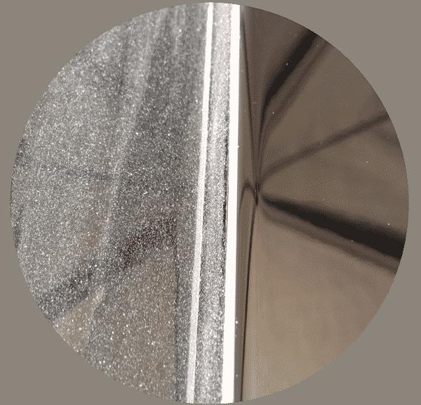 epoxy overspray