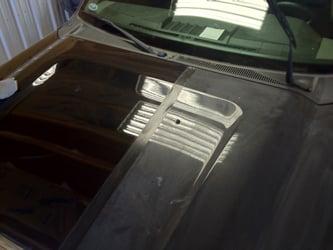 epoxy paint overspray